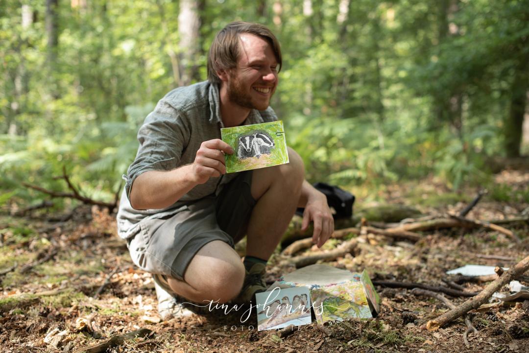 """You are currently viewing """"Naturkinder"""" begleitete Waldgruppe für Kinder mit und ohne besonderen Bedürfnissen"""